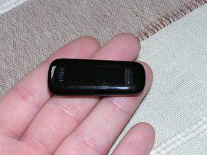 Fitbit One coté écran OLED