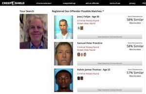 recherche délinquant
