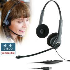 Casque Cisco