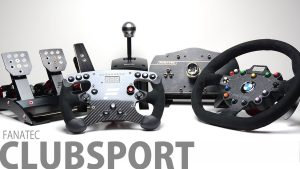 Kit Club sport Fanatec