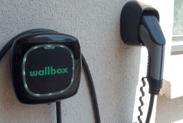 Installation wallbox